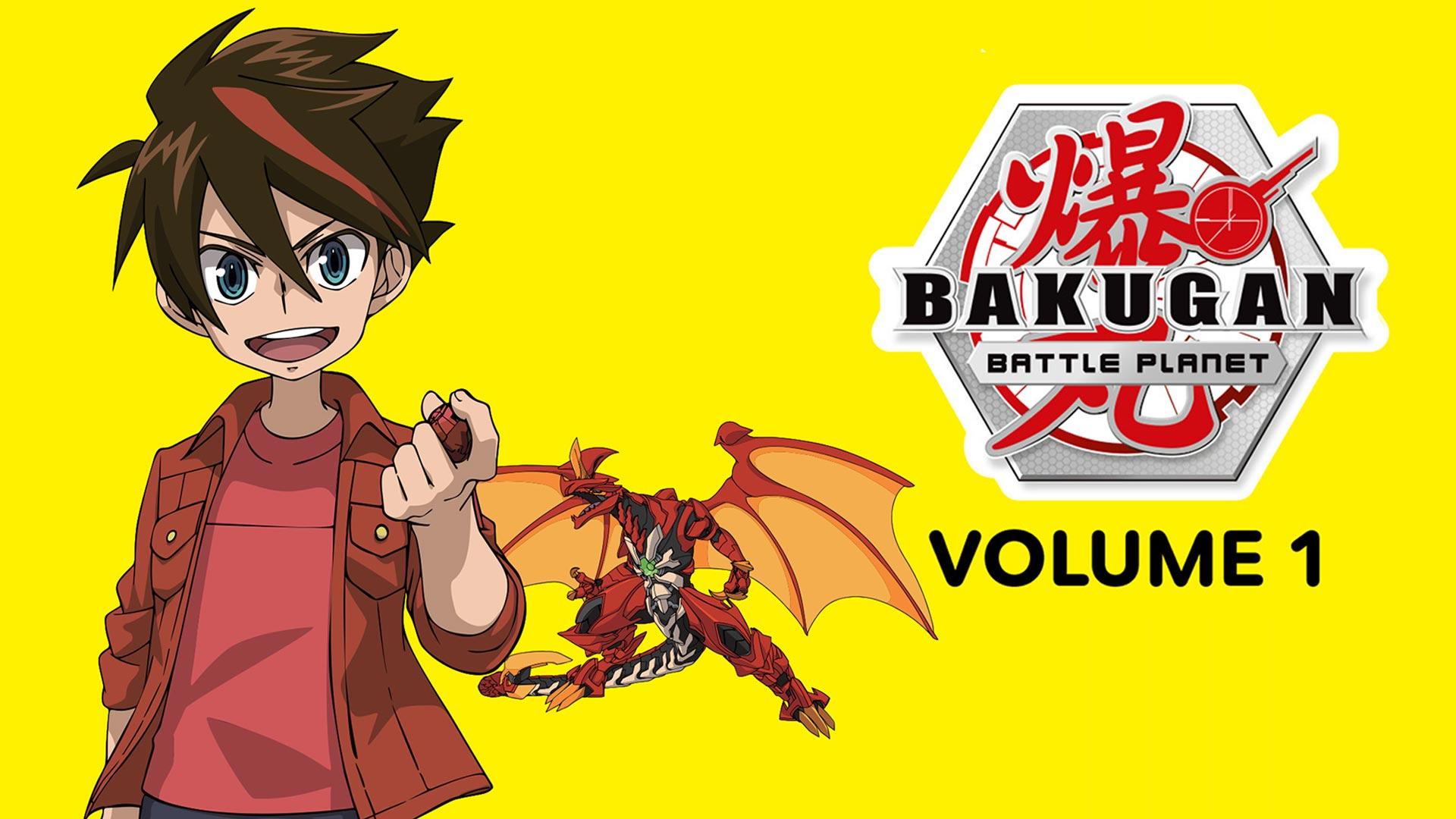 Bakugan: Battle Planet Season 1