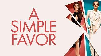 A Simple Favor (4K UHD)
