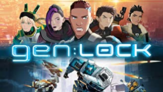 gen:Lock - The Complete First Season