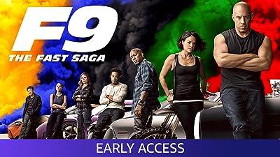 F9: The Fast Saga (4K UHD)