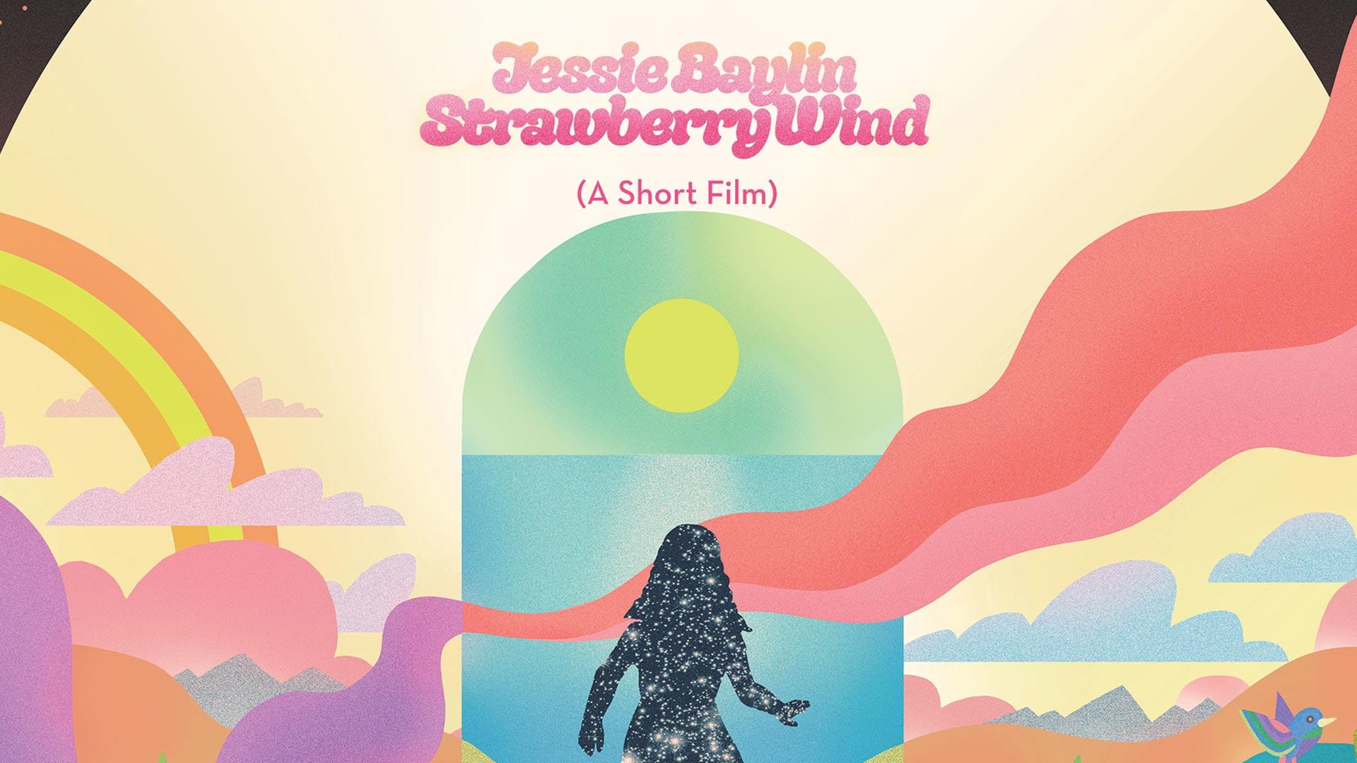 Jessie Baylin - Strawberry Wind (a short film) {Amazon Original}