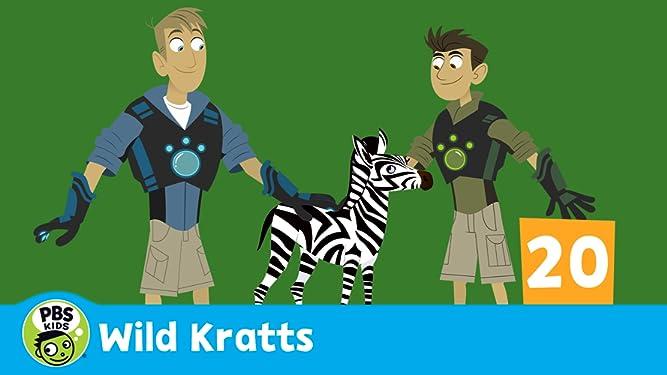 Wild Kratts, Volume 20