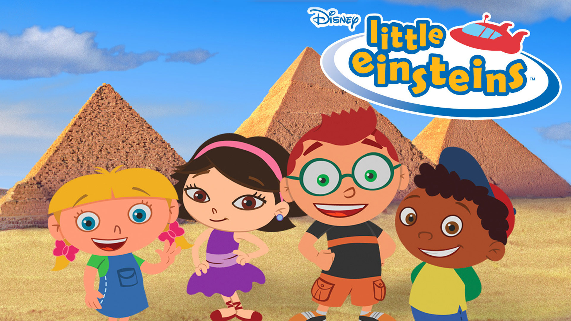 Little Einsteins Volume 2