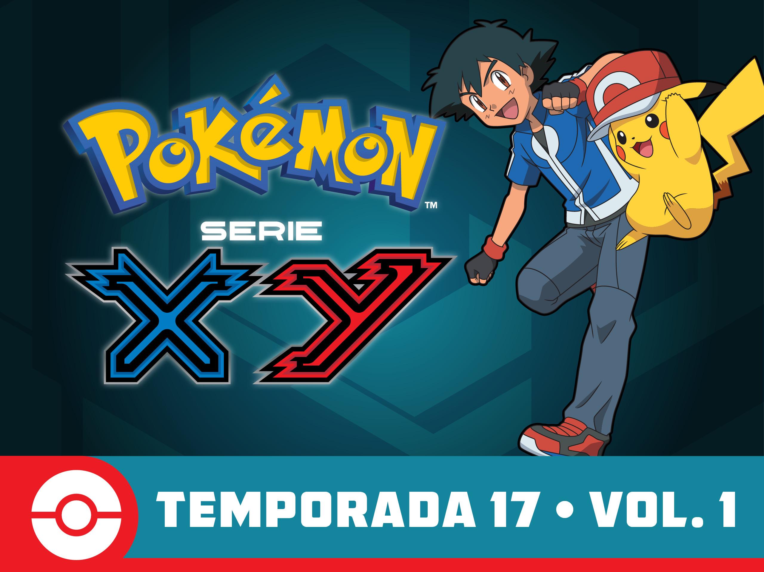 Prime Video: la serie Pokémon XY la serie Pokémon XY