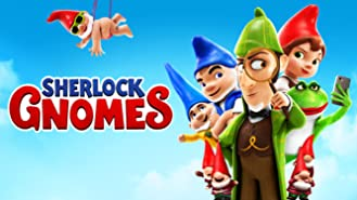Sherlock Gnomes (4K UHD)