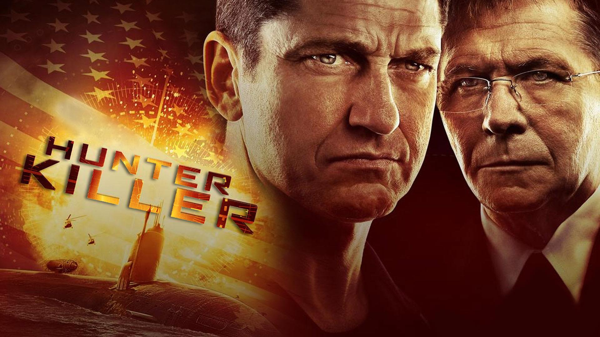 Hunter Killer (4K UHD)