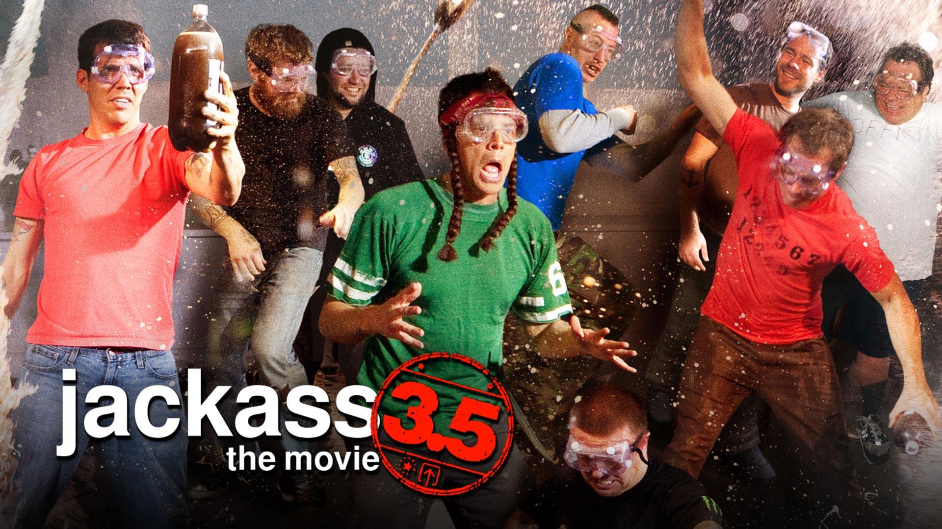 Jackass 3.5: The Movie
