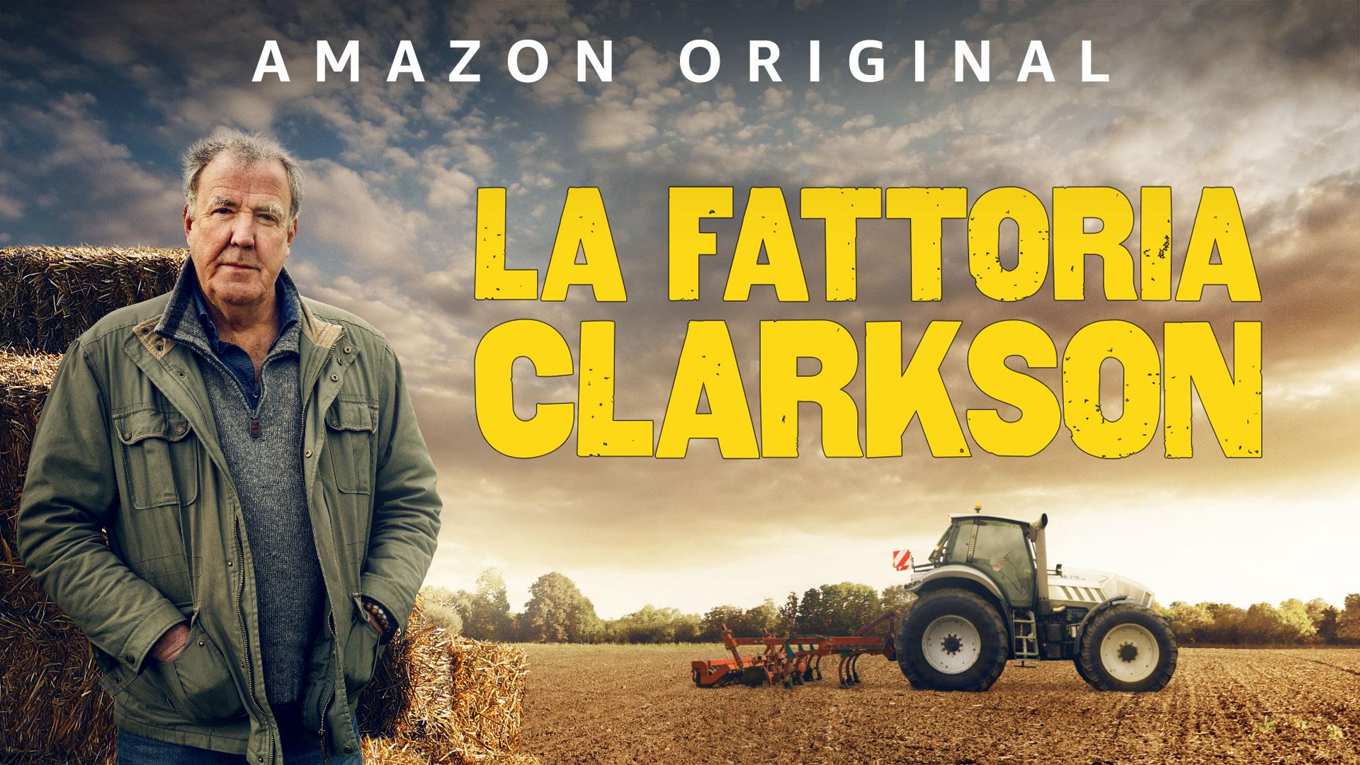 La fattoria Clarkson - Stagione 1