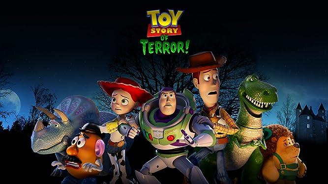 Toy Story of Terror! Compilation (Plus Bonus Features)