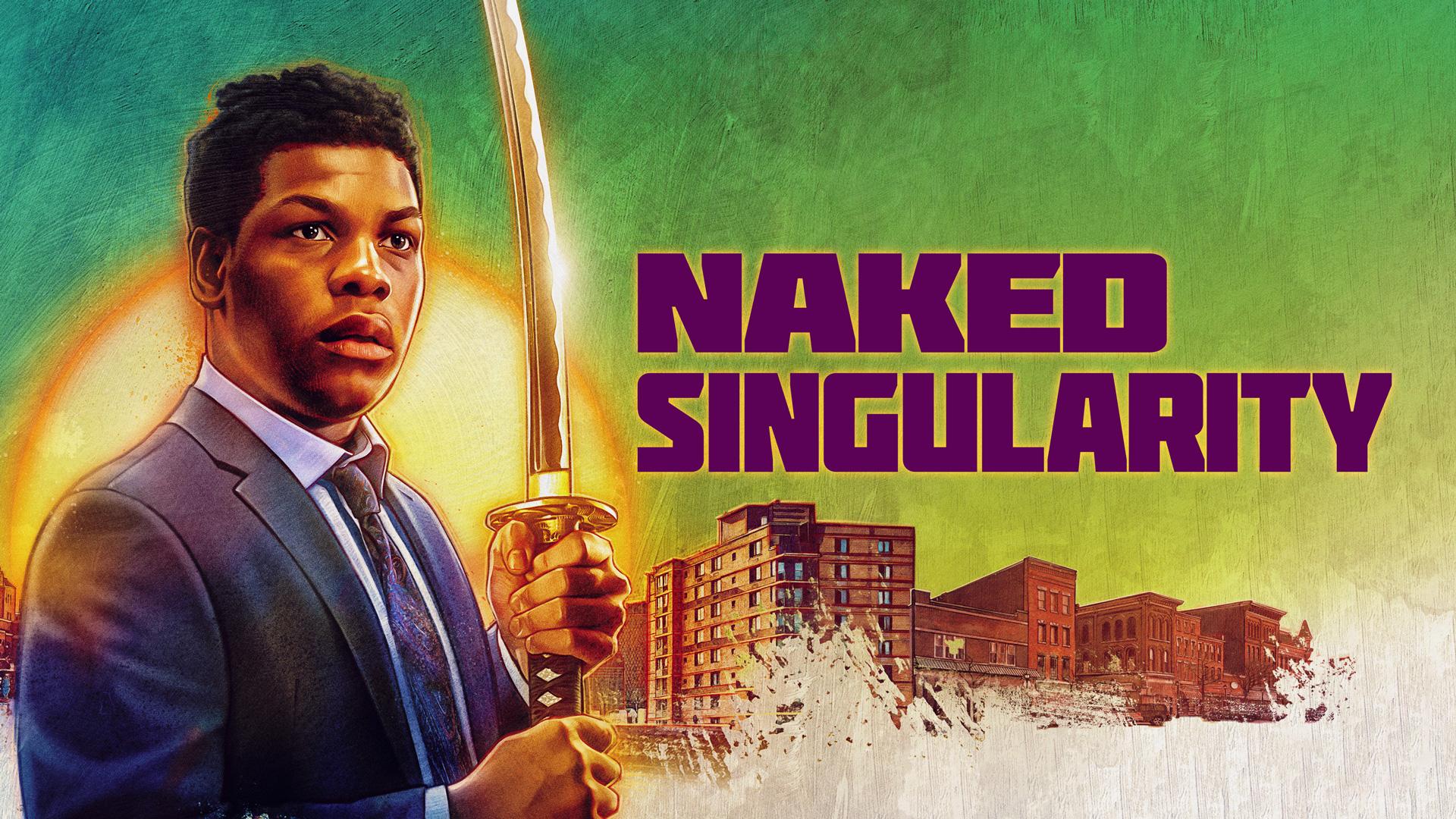 Naked Singularity