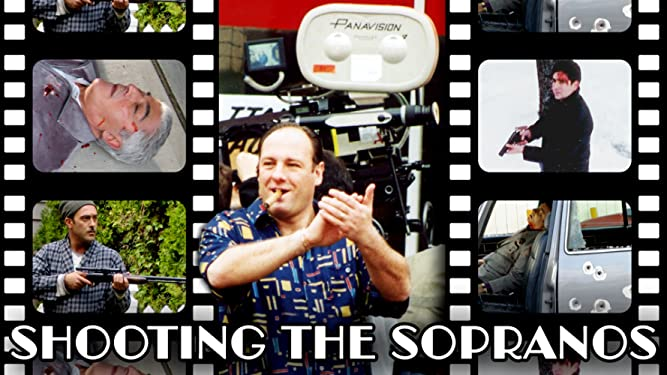 Shooting The Sopranos