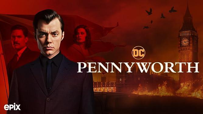 Pennyworth, Season 2