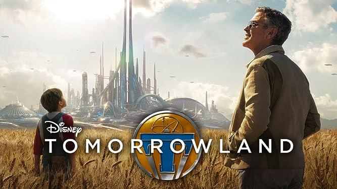 Tomorrowland (Plus Bonus Features)