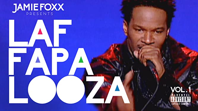 Laffapalooza Volume 1