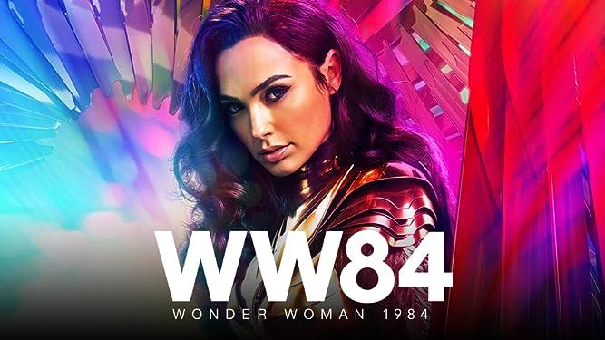 Wonder Woman 1984 ESP