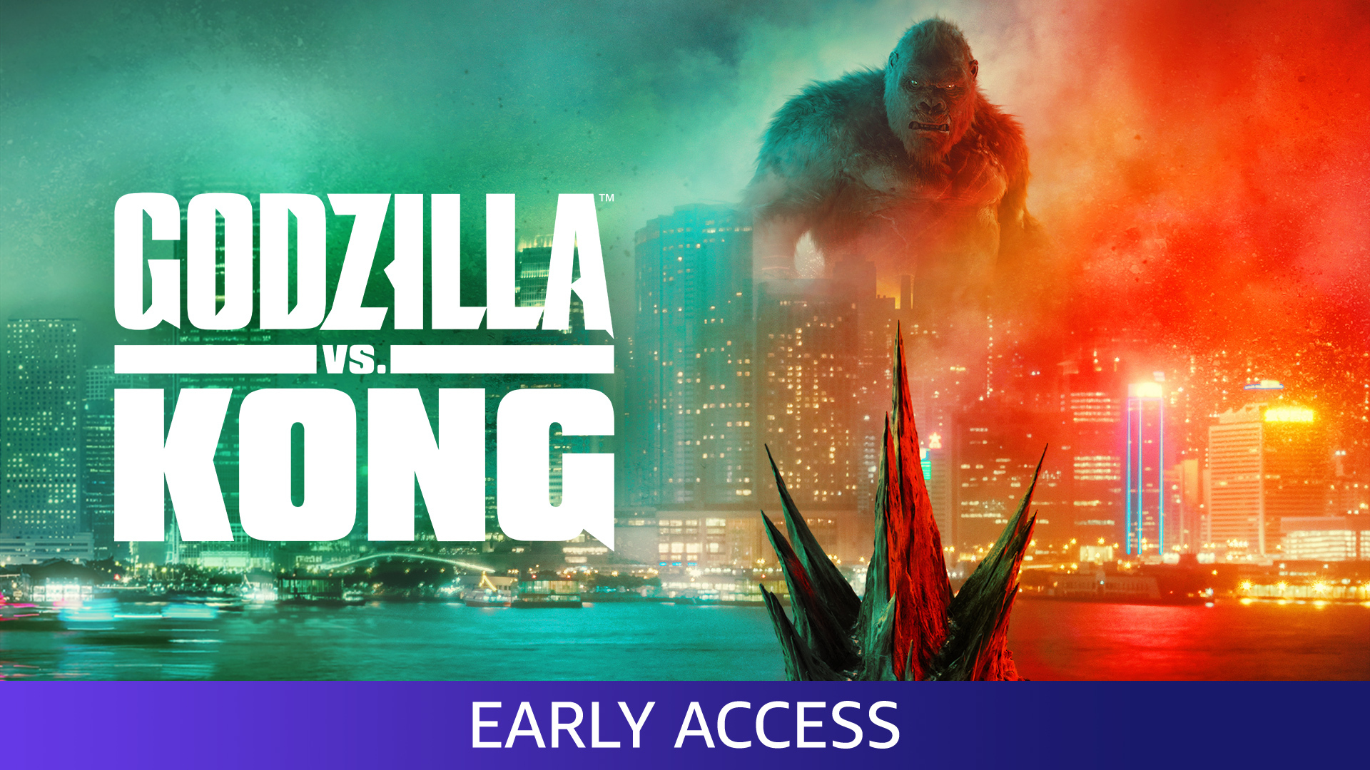 Godzilla vs. Kong (4K UHD)