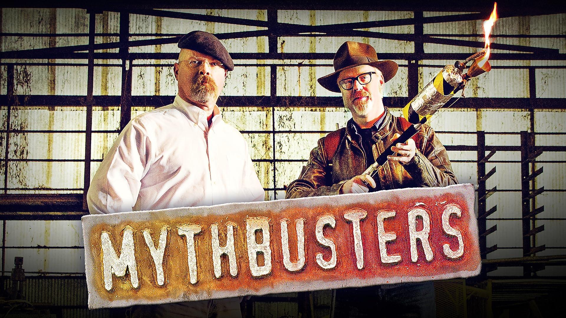 MythBusters - Season 1