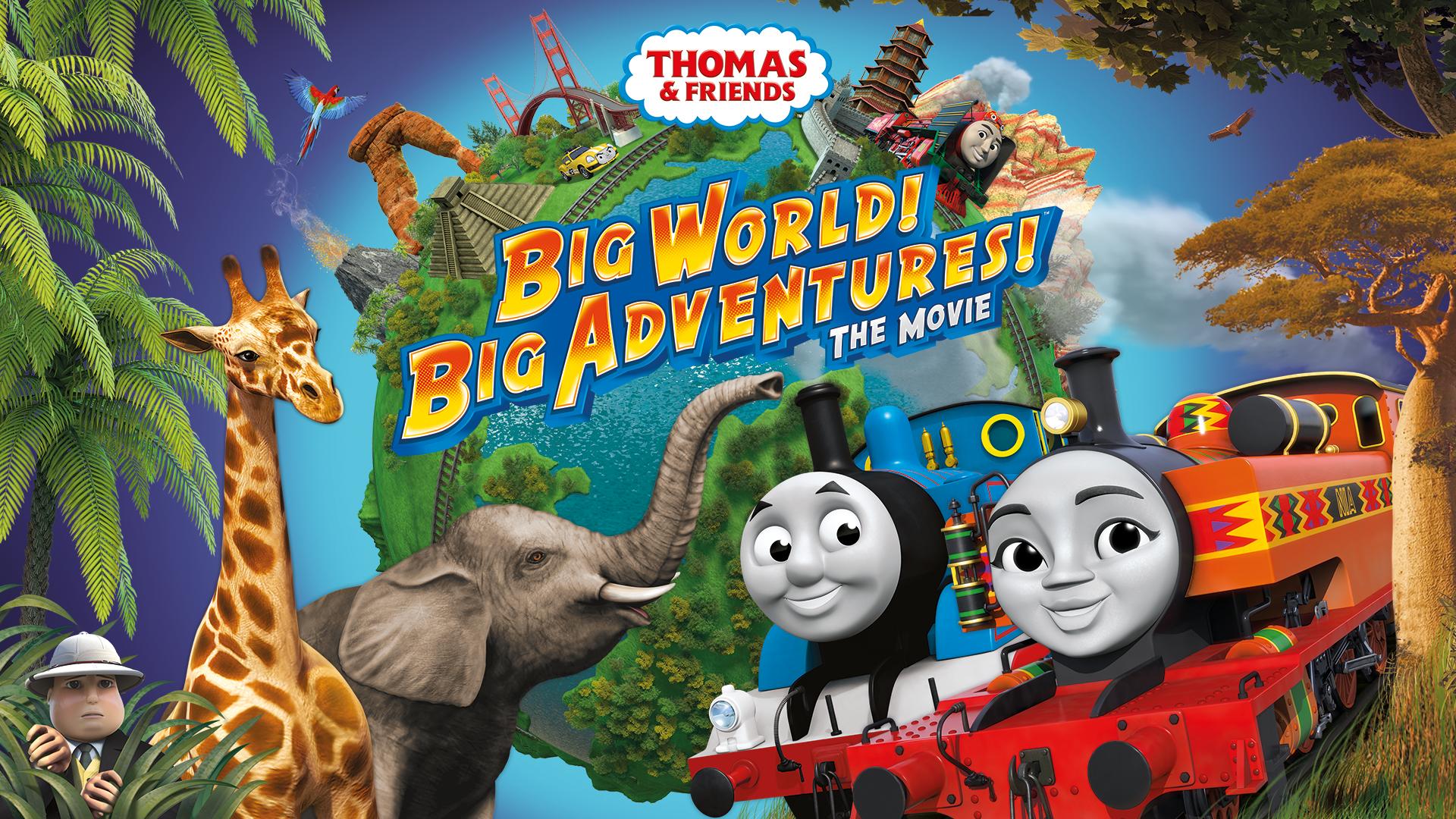 Thomas & Friends: Big World! Big Adventures! - The Movie (US)