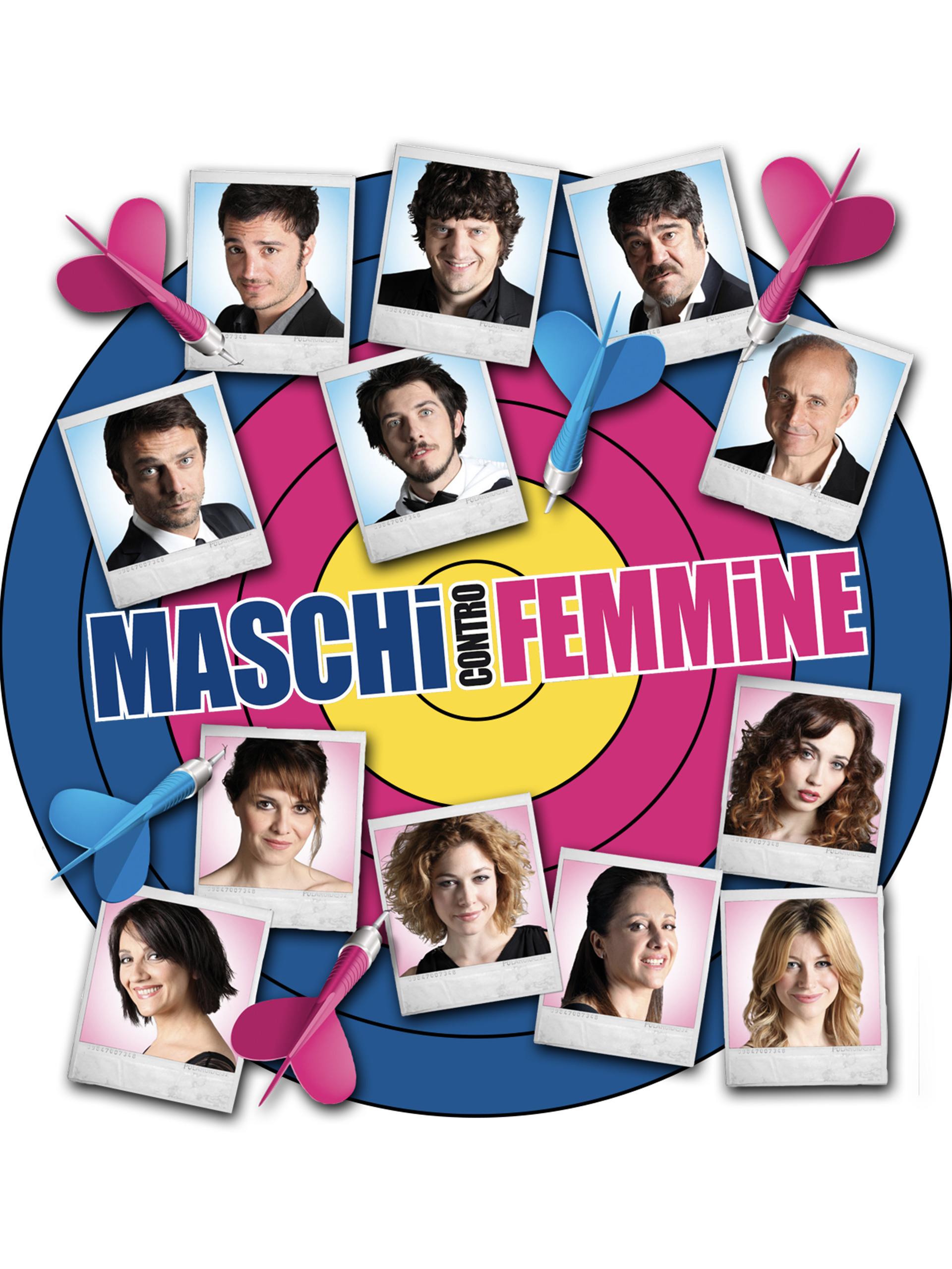 Prime Video Maschi Contro Femmine