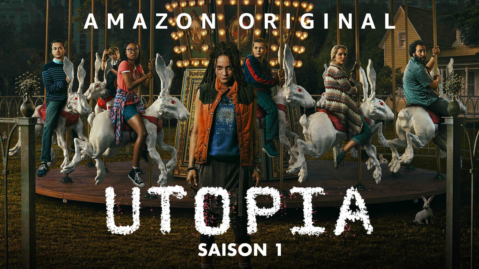 Utopia - Saison 1