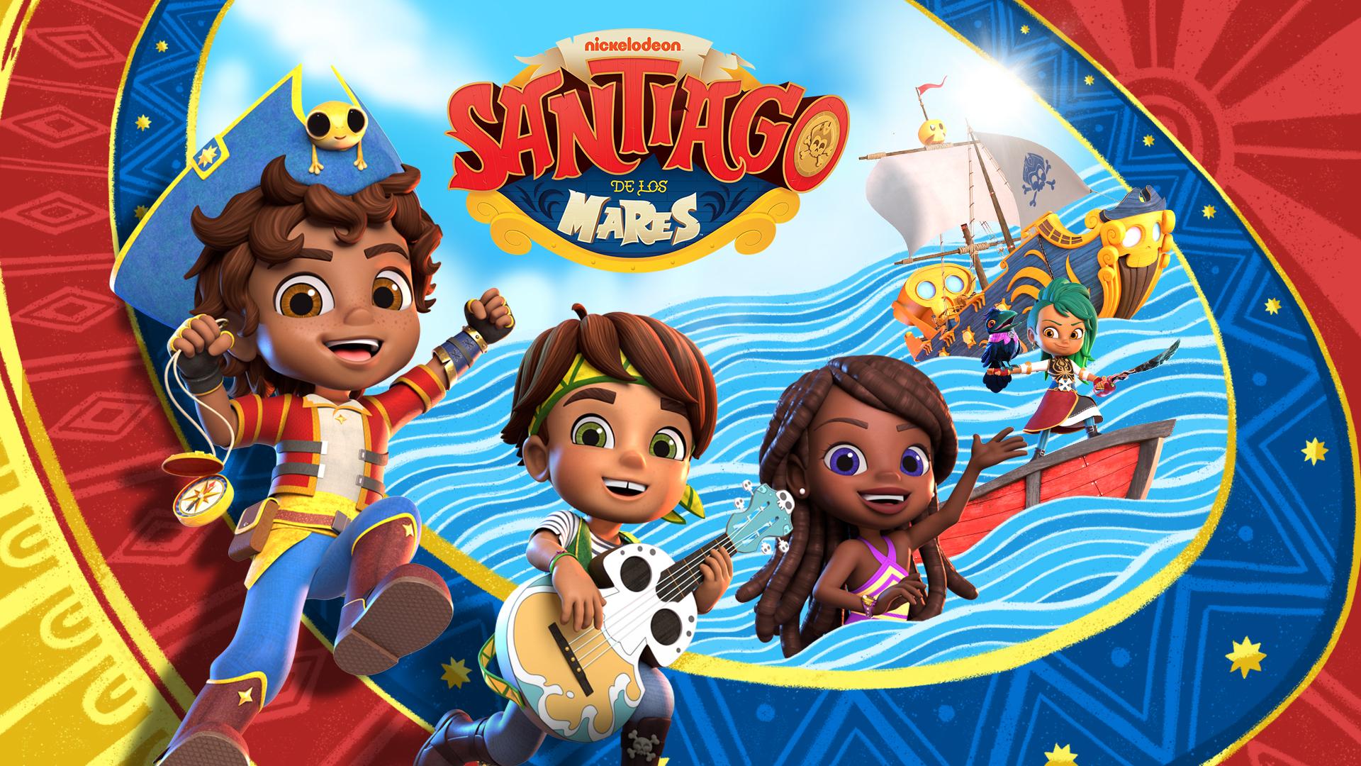 Santiago de los Mares Season 1