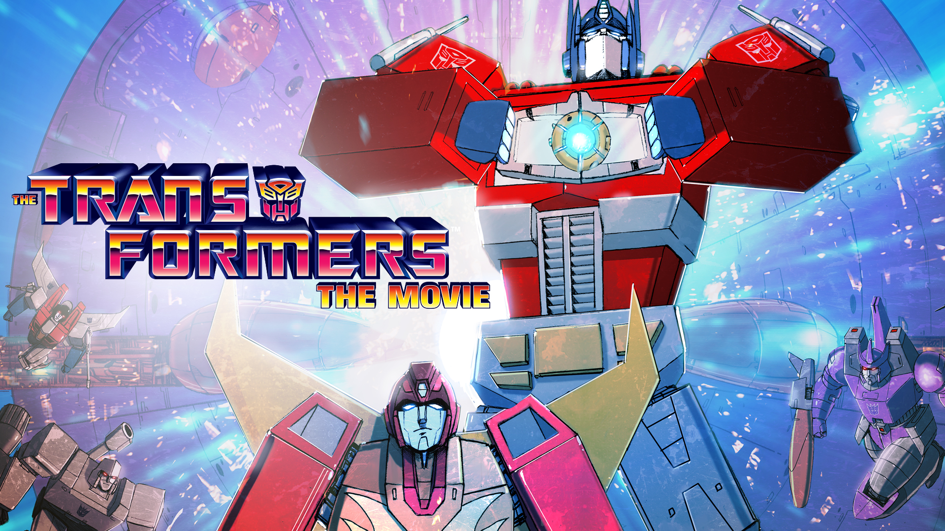 The Transformers: The Movie (30th Anniversary Edition)