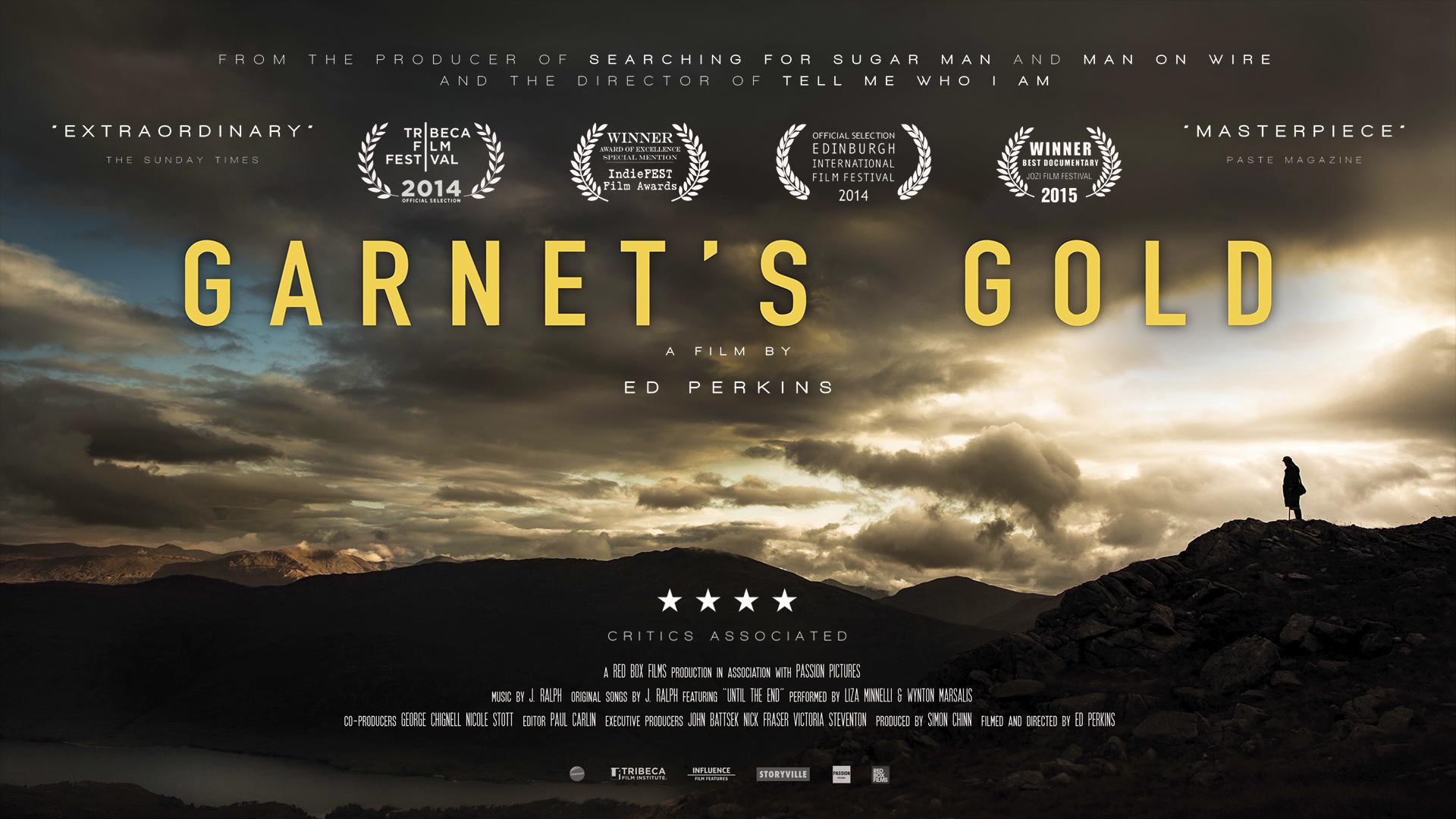 Garnet's Gold