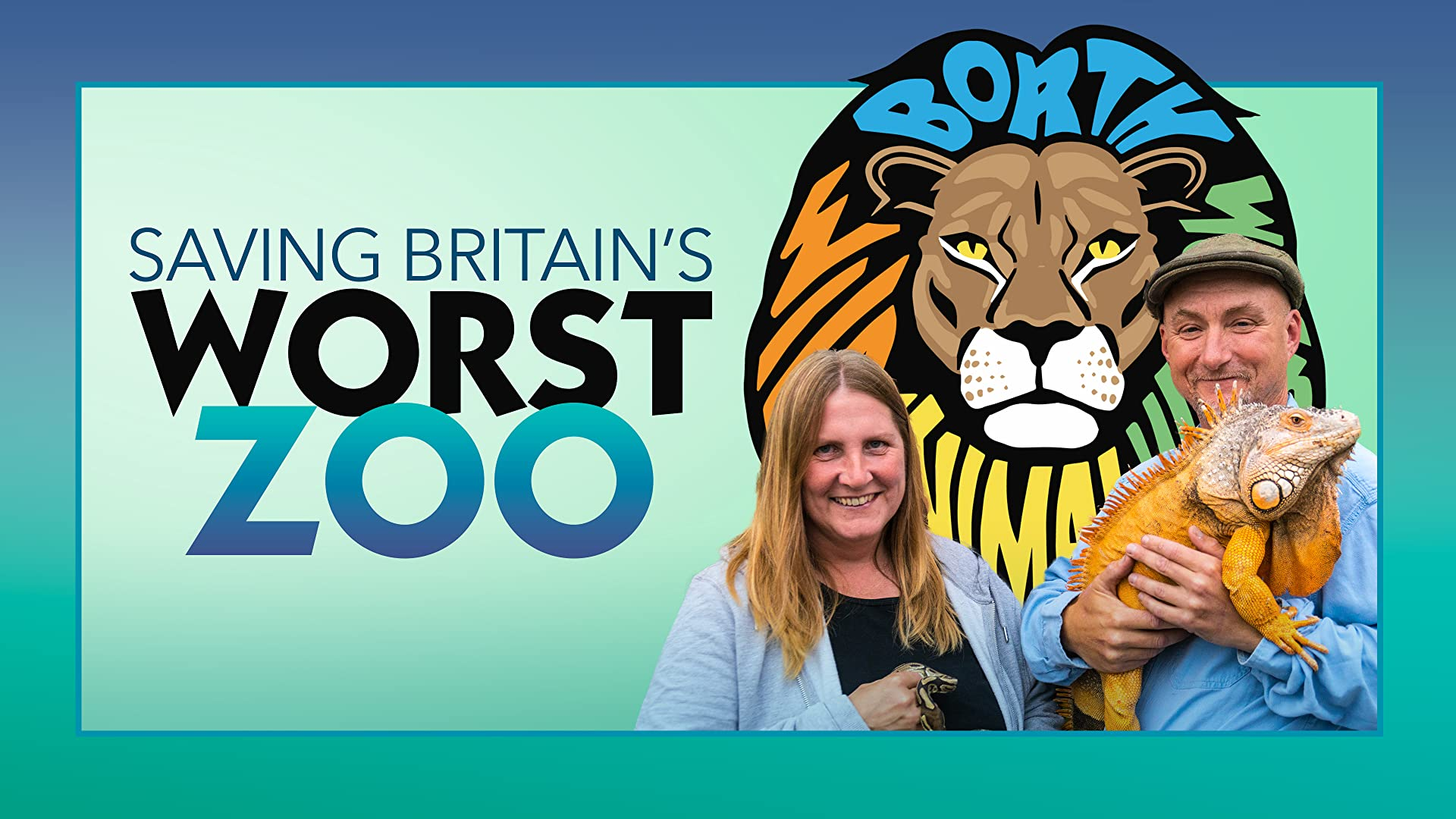 Saving Britain's Worst Zoo - Series 1