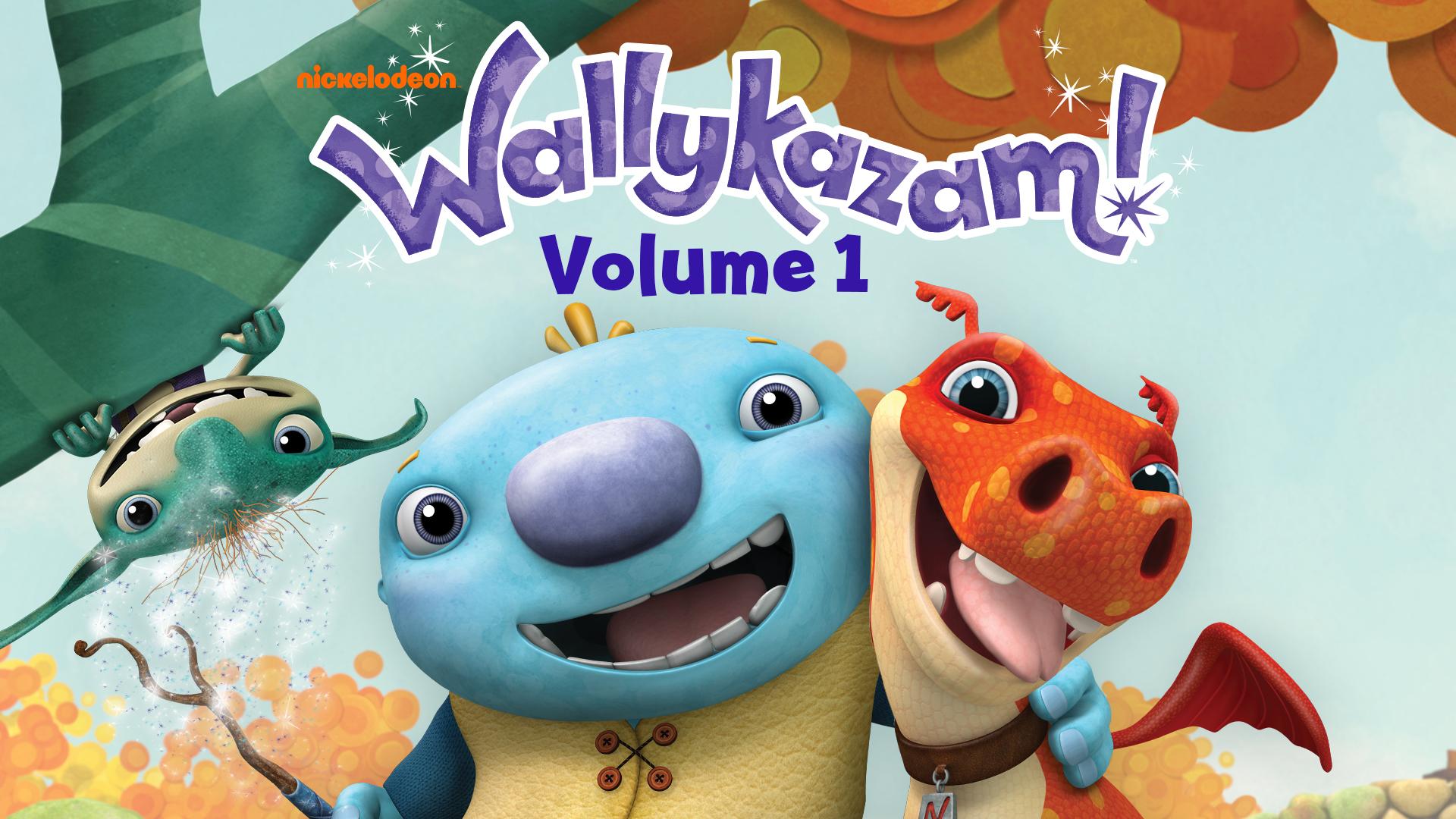Wallykazam! Season 1