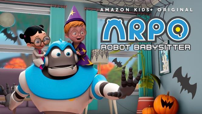 Arpo: Robot Babysitter - Arpo's Evil Twin