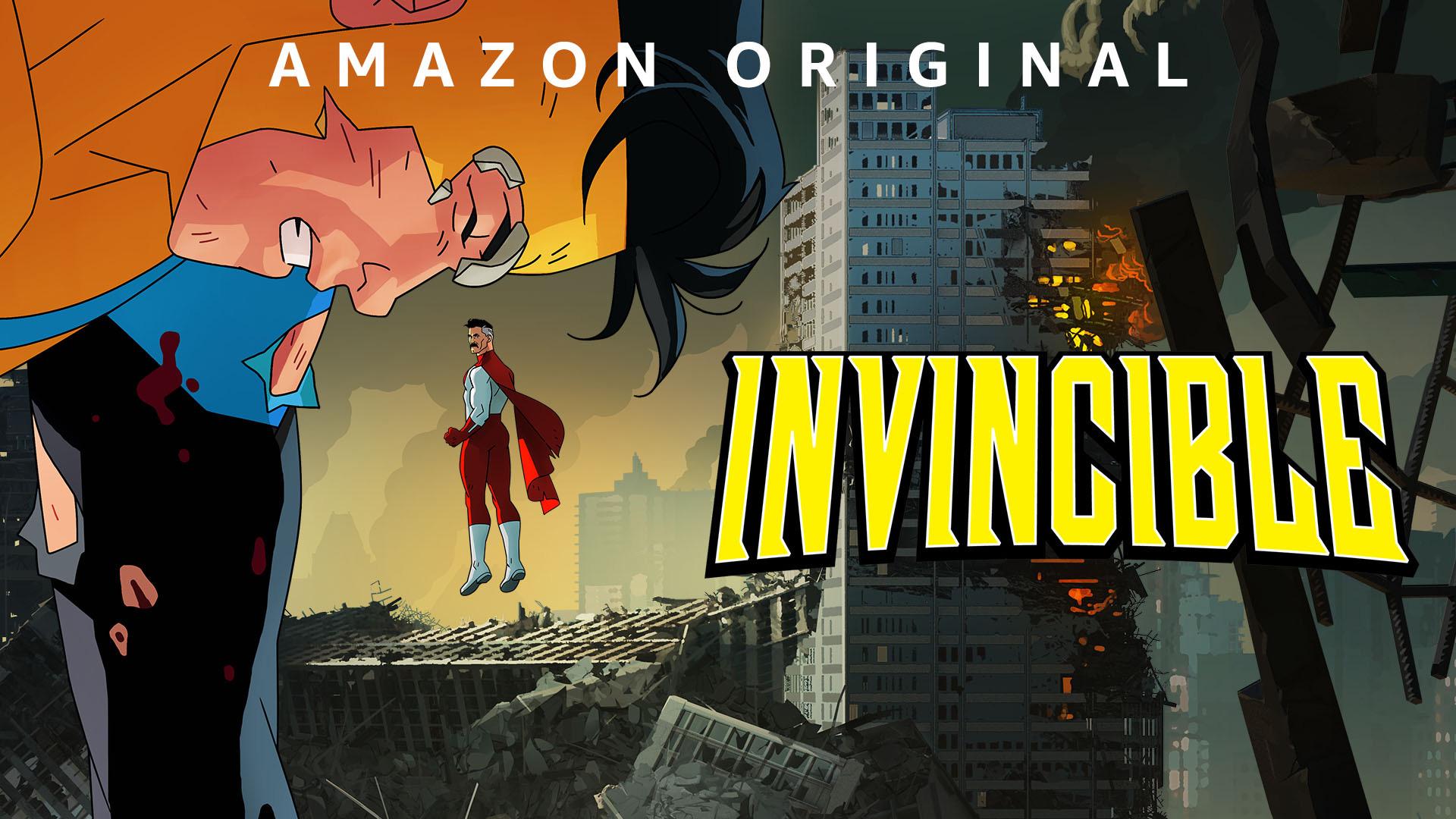INVINCIBLE - SÆSON 1