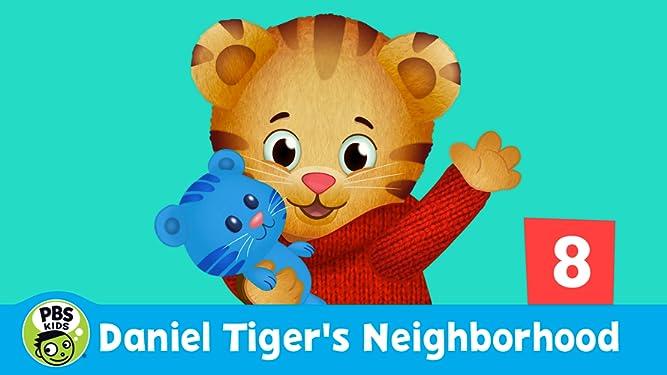 Daniel Tiger's Neighborhood: Season 8