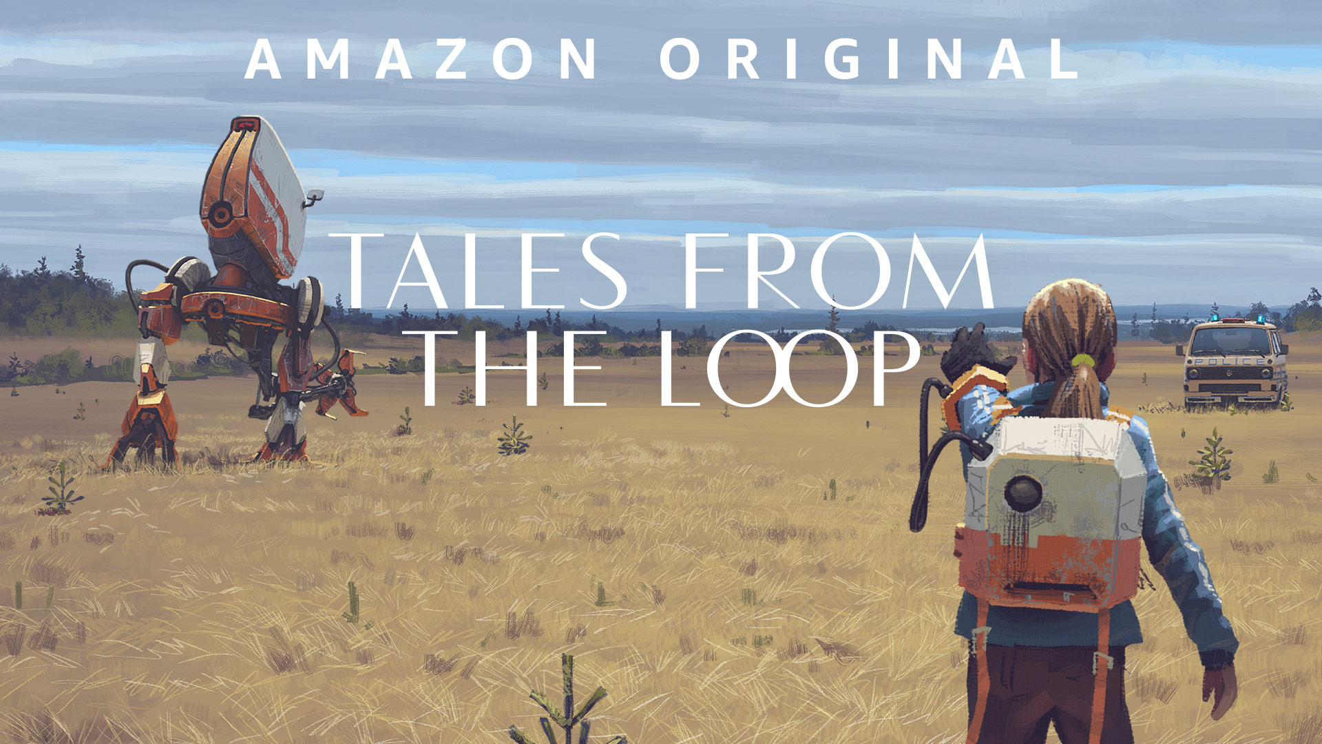 Tales From The Loop - Seizoen 1