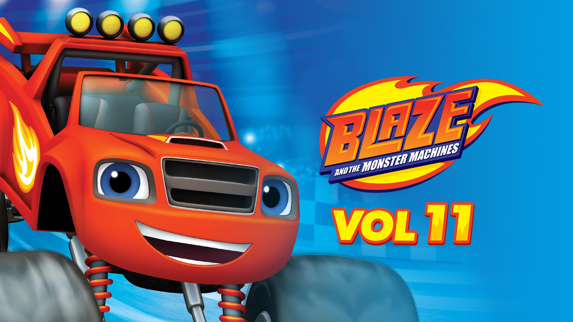 Blaze and the Monster Machines Season 11