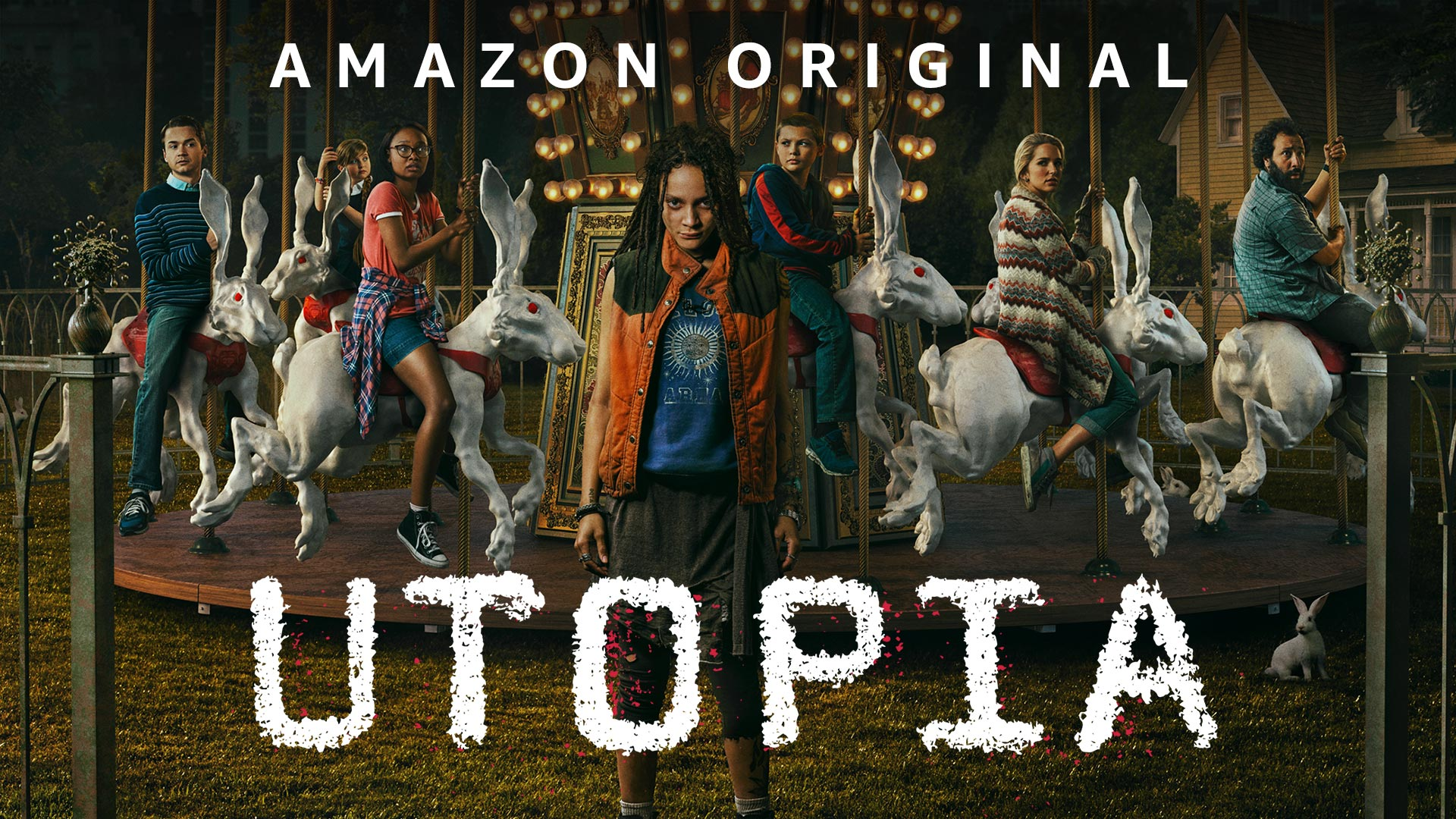 Utopia - Staffel 1