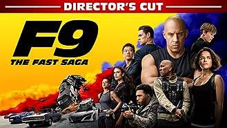 F9: The Fast Saga (Director's Cut) (4K UHD)