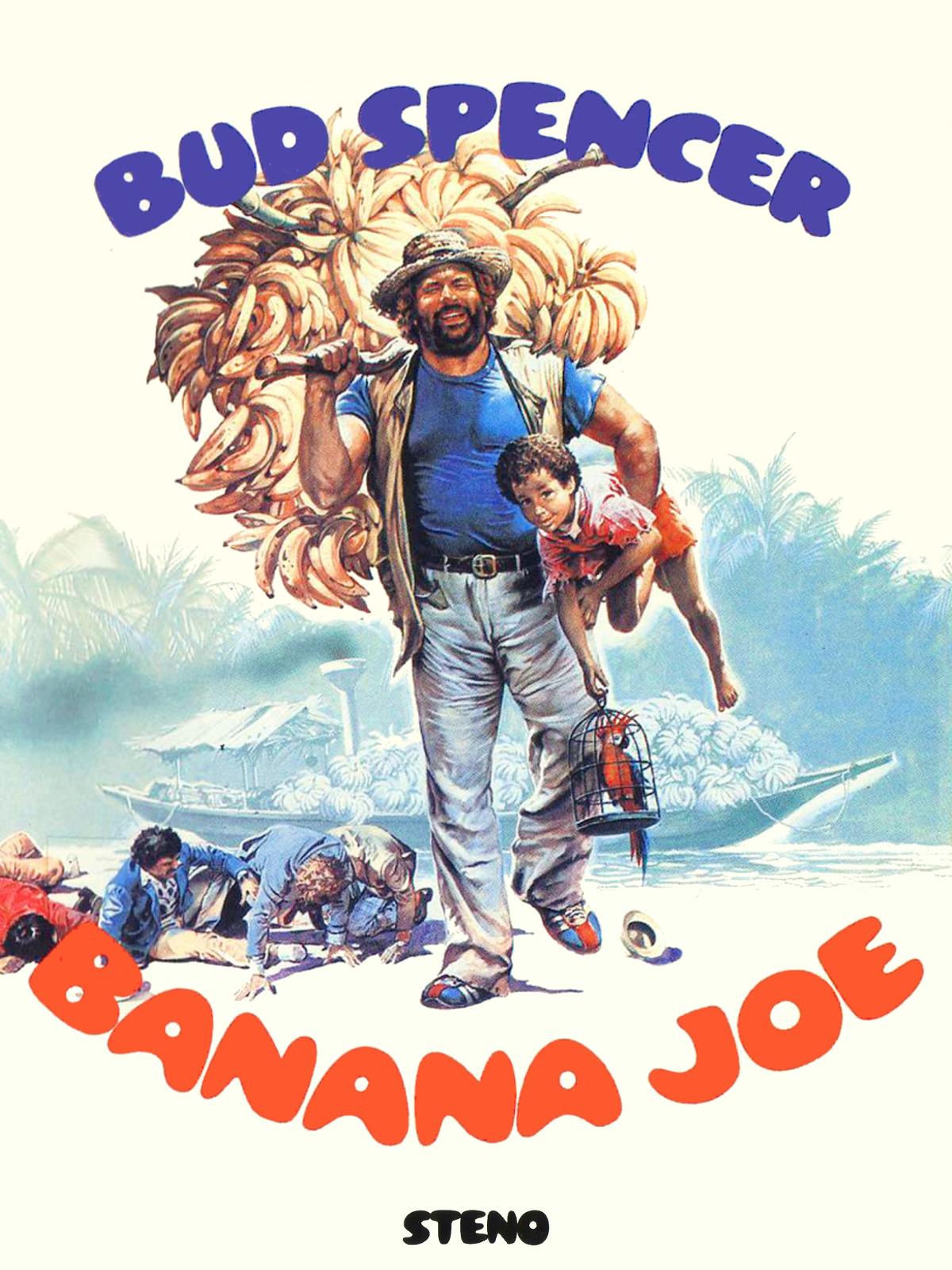 Prime Video Banana Joe