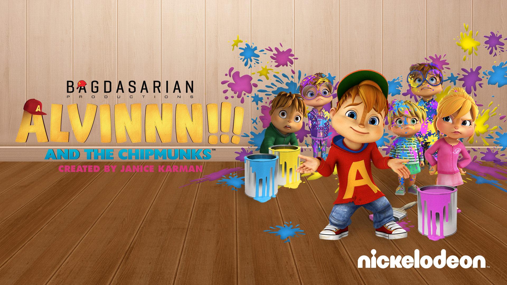 ALVINNN!!! and The Chipmunks Season 1