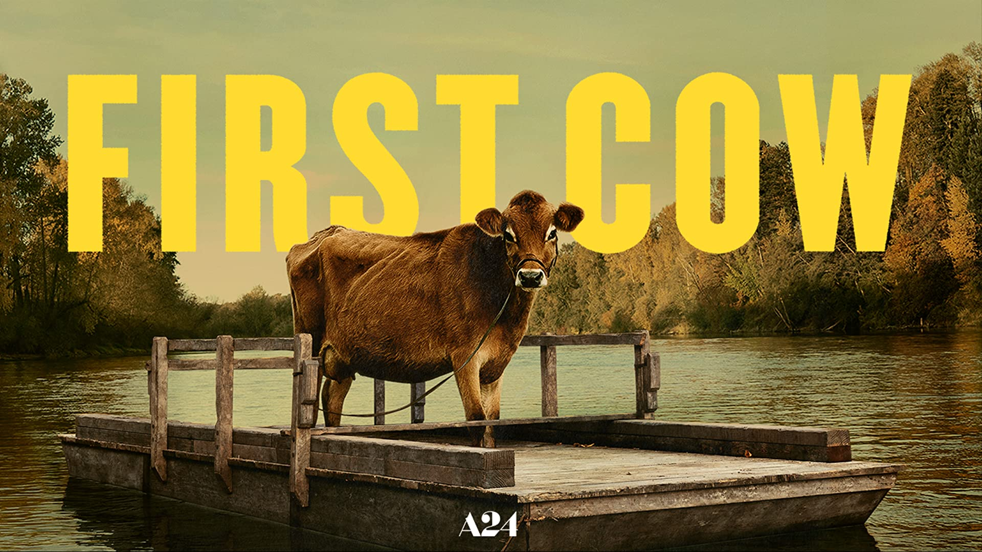 First Cow (4K UHD)