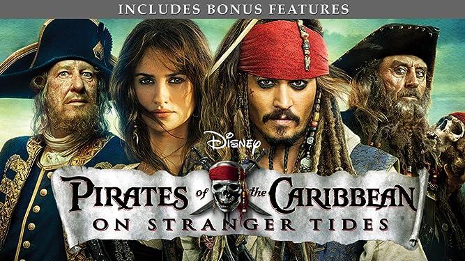 Pirates of the Caribbean: On Stranger Tides (Plus Bonus Content)