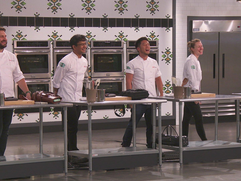 Prime Video Top Chef Season 18