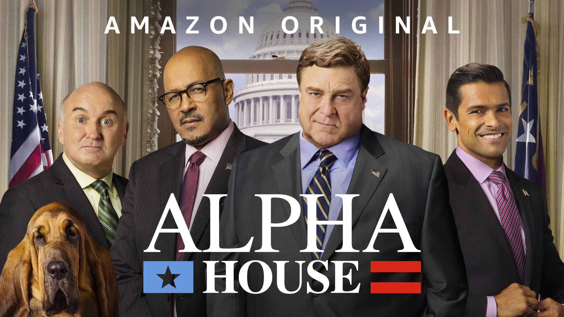 Alpha House Season 1
