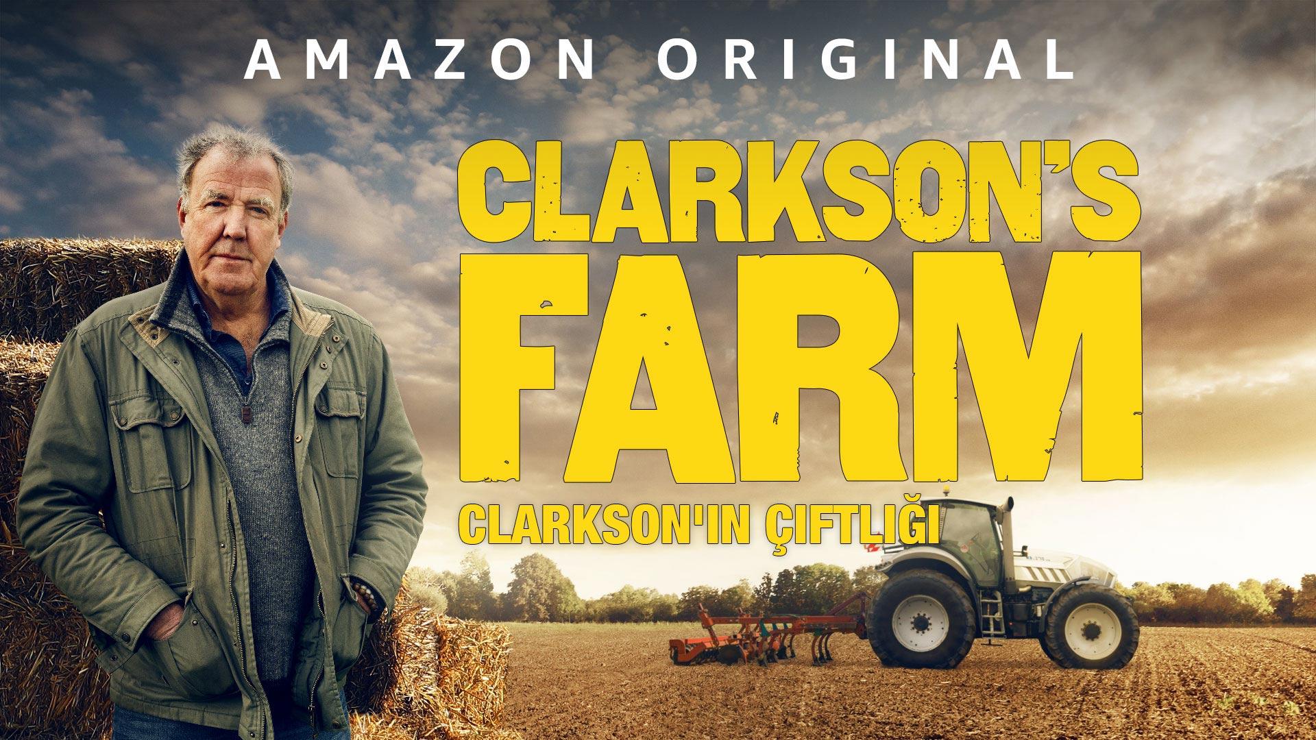 Clarkson'ın Çiftliği - Sezon 1