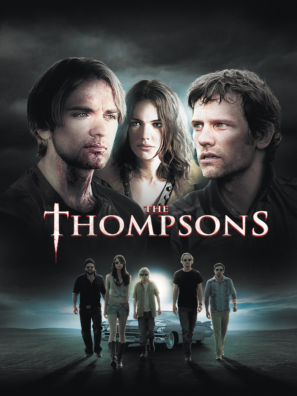 Prime Video: The Thompsons