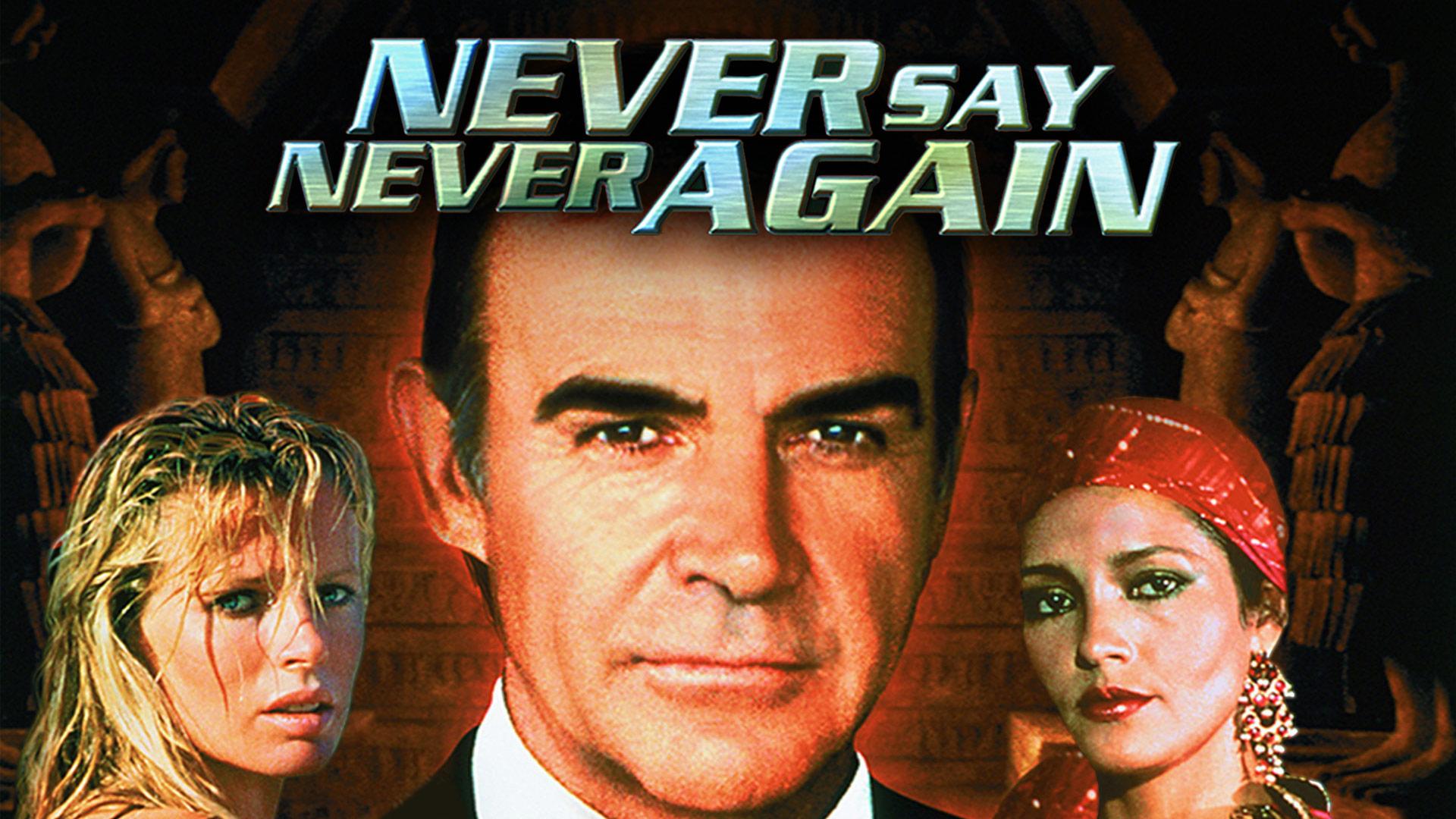 Never Say Never Again (4K UHD)