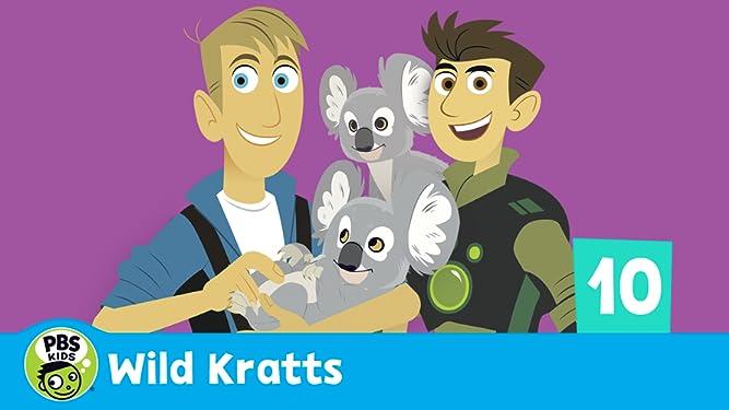 Wild Kratts Season 10