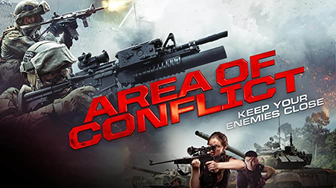 Area of Conflict