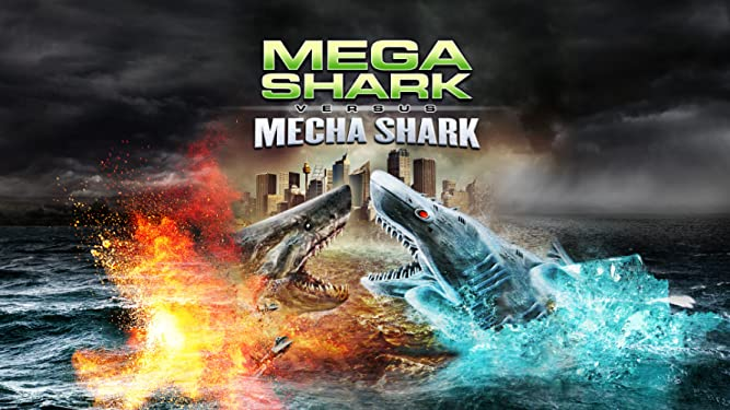 Mega Shark vs Mecha Shark - Season 1
