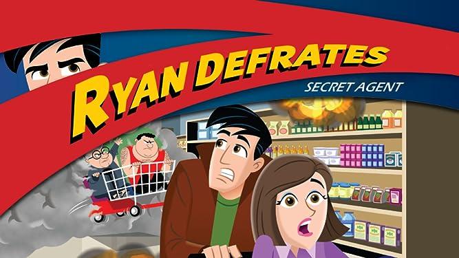 Ryan Defrates: Secret Agent