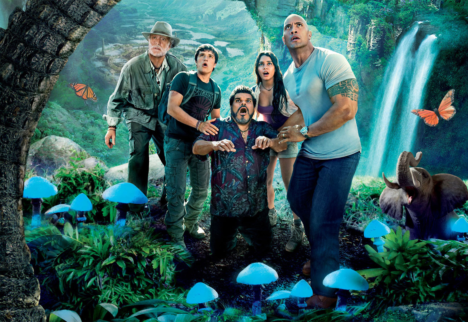 Journey 2 - The Mysterious Island